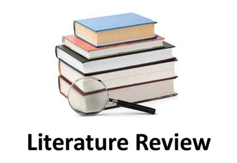 Literature Research Proposal - UsefulResearchPaperscom